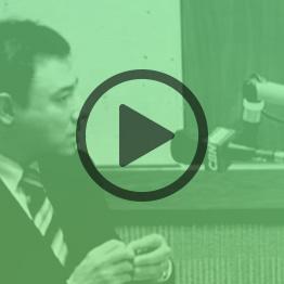 Entrevista sobre Liderança na CBN