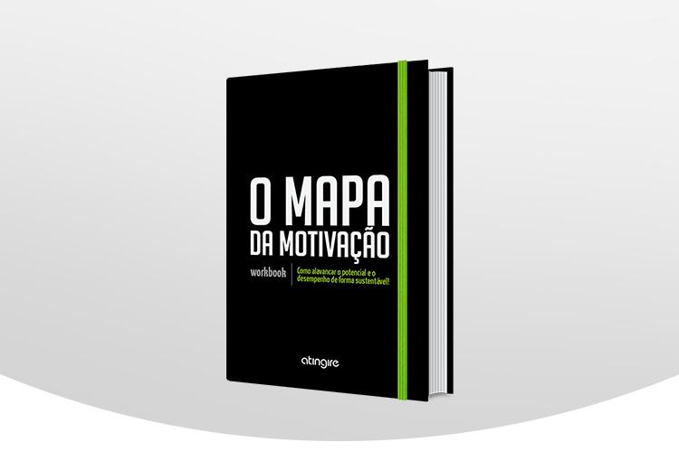 Livro O Mapa da Motivação